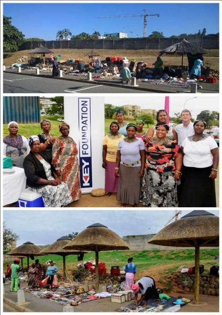 New Umbrellas part of UIP initiative in Umhlanga