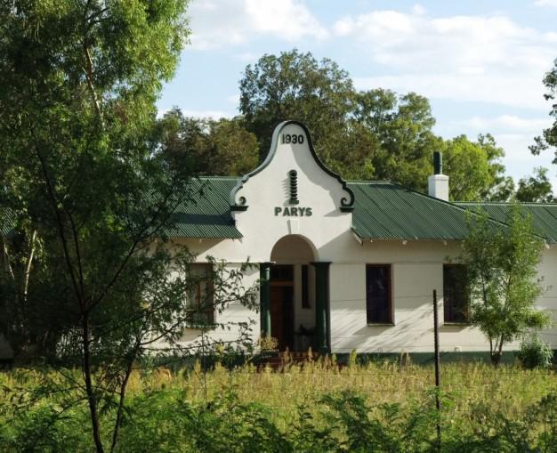 Parys house 1930