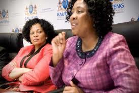 Health MEC Ntombi Mekgwe