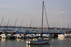 Martin Marina Boat on the Vaal Dam