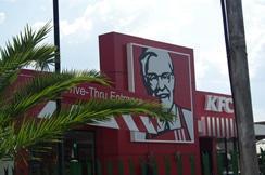 KFC in Parys
