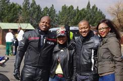 Bikers for a cause
