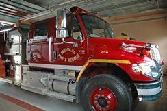 Fire Truck Meyerton