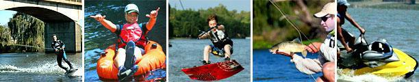 Vaal Triangle Watersports - Vaal Dam and Vaal River, South Africa