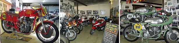 Deneysville Motorcycle Museum, Vaal, South Africa