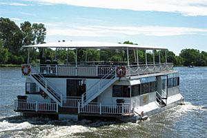 Liquid Lounge Barge Boat Cruises, Vaal River, South Africa