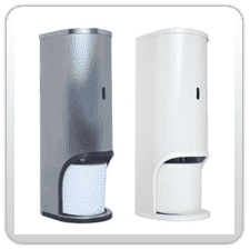 Surface Mounted Toilet roll dispensers