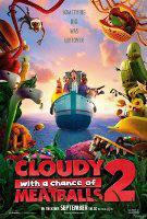 Movie - Ster-Kinekor - 3D - Cloudy with a chance of Meatballs 2