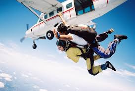 Skydiving Specials from Tour-in-Africa.com