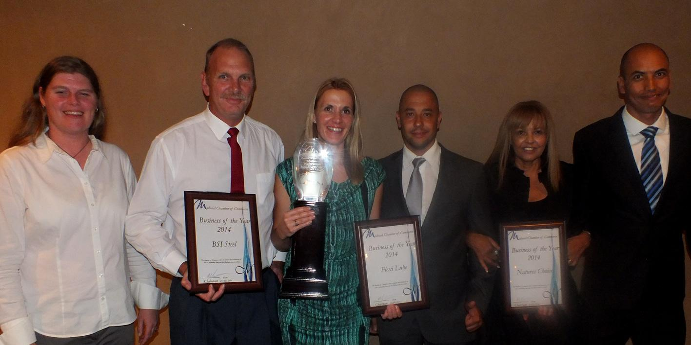 Midvaal Business of the Year 2014
