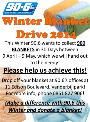VCR Blanket Drive