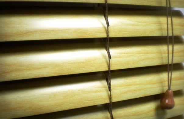 50 mm Alu Wood Venetian Blind 2