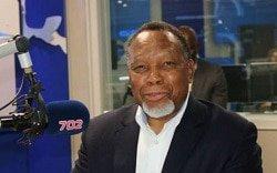 Motlanthe: Not having Zuma as president would create new environment