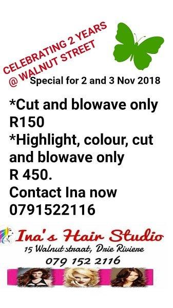 Ina's Hair Studio