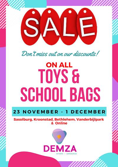 DemZa School Bags Sale