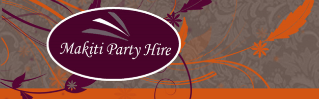 Makiti Party Hire Banner