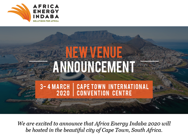 Africa Energy Indaba - Cape Town