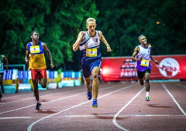 Marthinus du Preez Boy's U19 200m