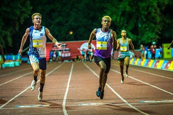 Mojela Koneshe Boy's U19 100m
