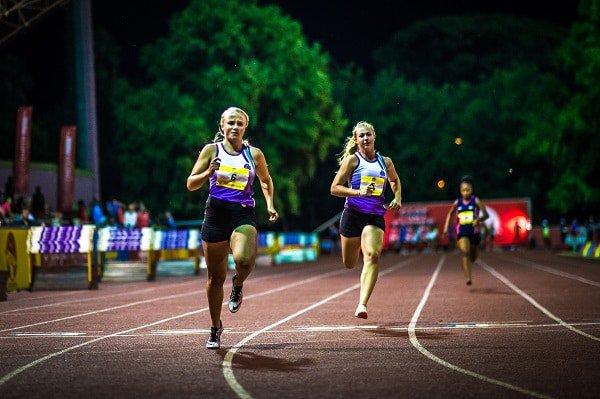 Toinette Murray Girl's U19 100m