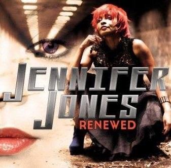 Renewed CD Cover