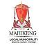 Mahikeng, capital city of shame.