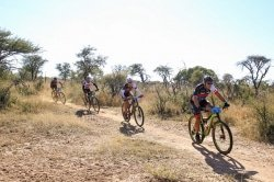 Caption: Race organisers are focused on combining a luxurious experience with scenic bushveld riding when the Liberty Waterberg Encounter, in partnership with STANLIB, takes place near Bela-Bela in Limpopo next month. Photo: Gerrie Kriel/Twin Productions SA