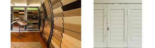 BILLYPHILLIPS CC stocks a wide range of carpeting brands as well as a selection of shutters