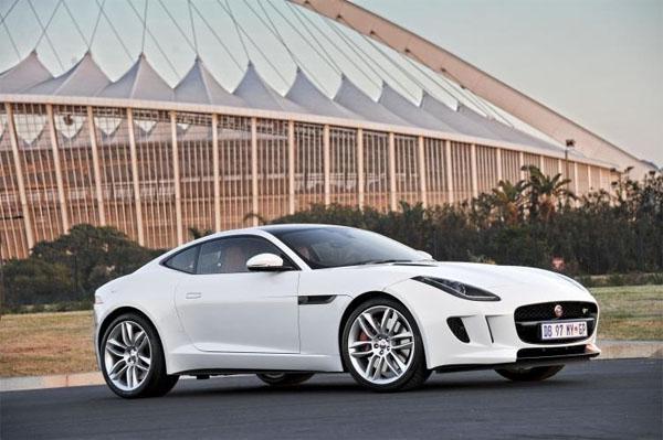 Women Choose The Jaguar F TYPE Coupé