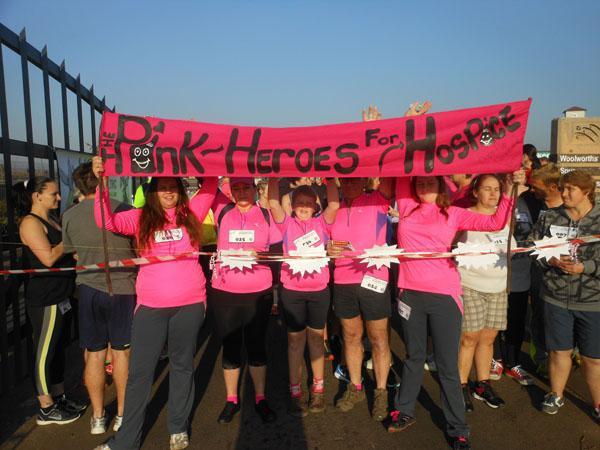 pink heroes banner