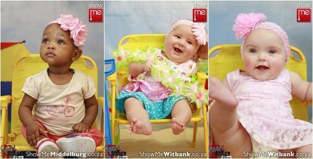 Spring Face of The Highveld Winners 0 - 6 months