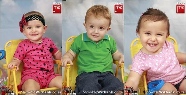 Spring Face of The Highveld Winners 13 - 23 months