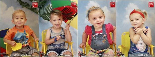 Spring Face of The Highveld Winners 2 - 3 years