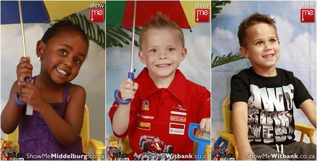 Spring Face of The Highveld Winners 4 - 6 years