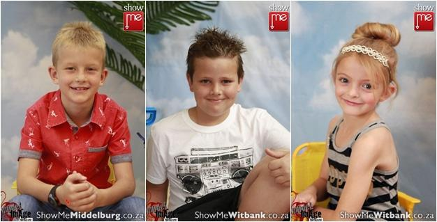 Spring Face of The Highveld Winners 7 - 10 years