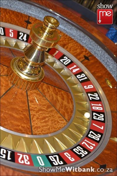 Tsogo sun roulette masters