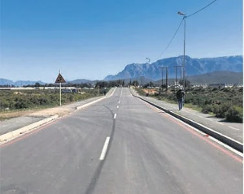 Zwelethemba bridge reopens after Three months